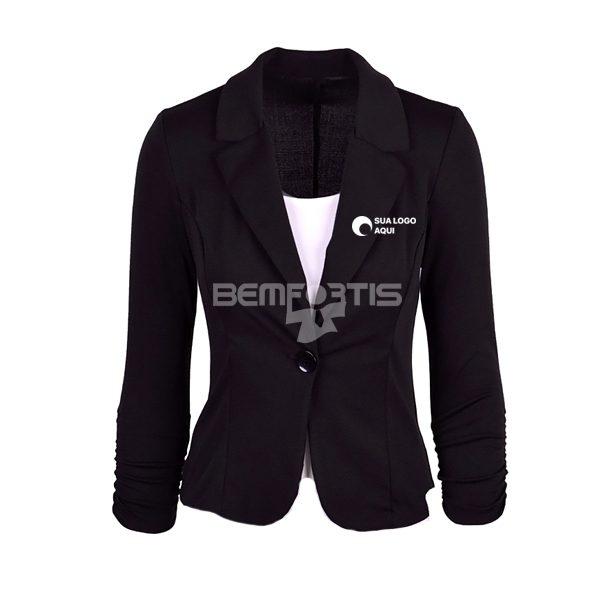 482a779c03 Blazer social feminino personalizado - Benfortis Uniformes